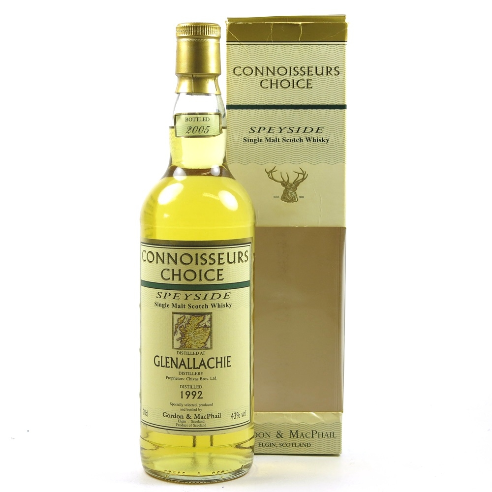 Glenallachie 1992 Gordon and Macphail 13 Year Old