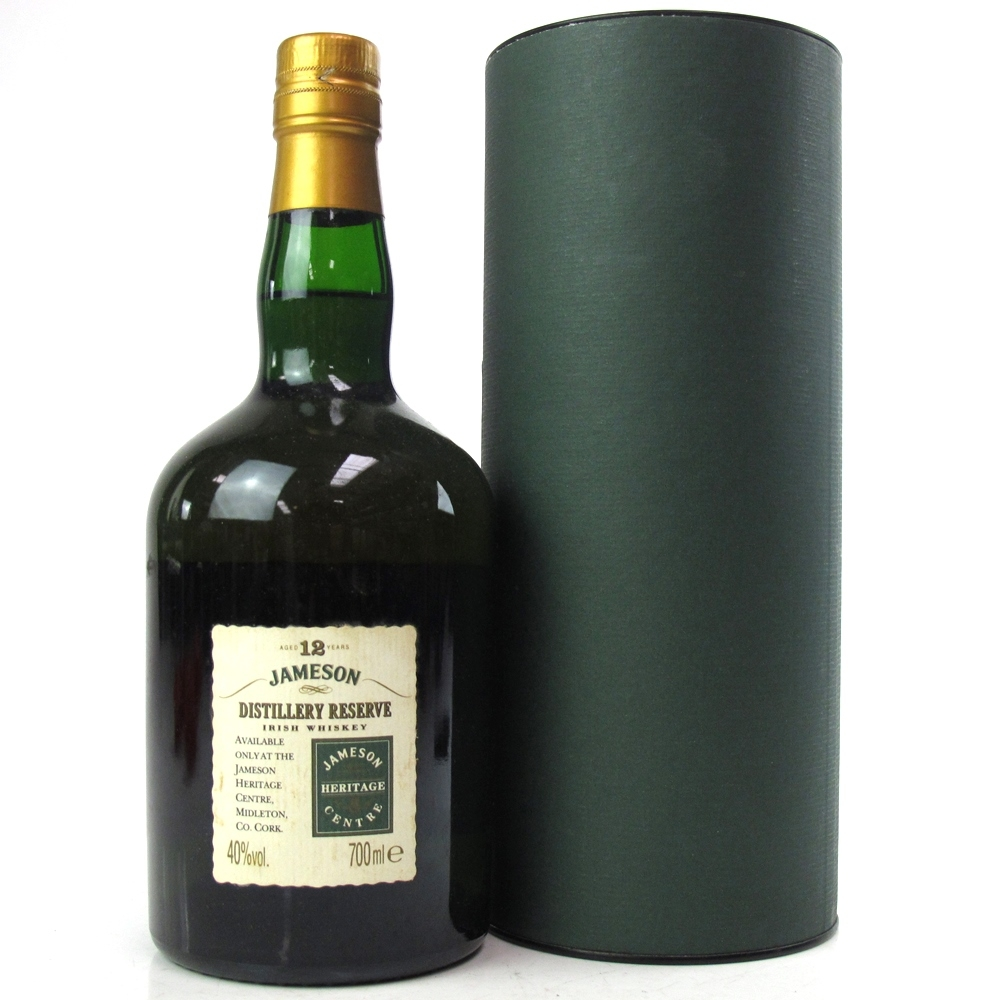 Jameson 12 Year Old Distillery Reserve