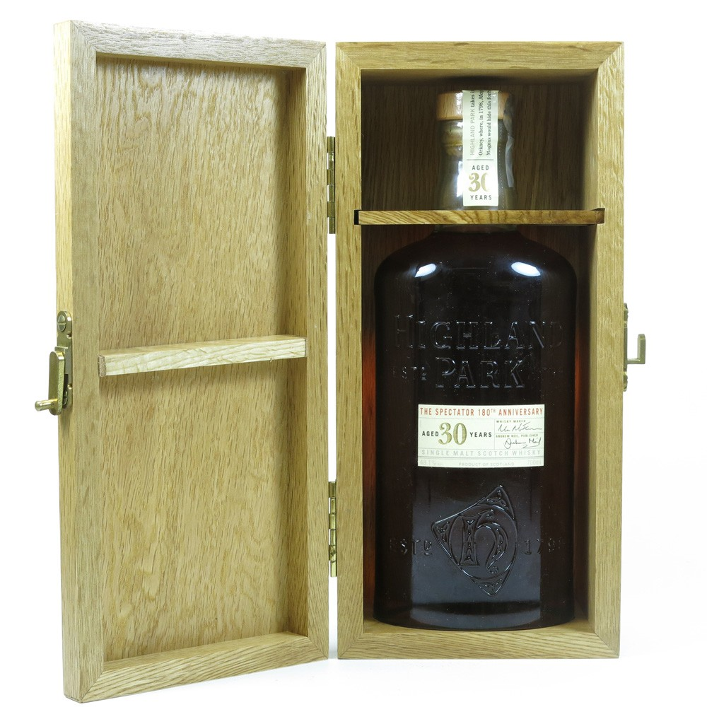 Highland Park 30 Year Old Spectator Edition Open