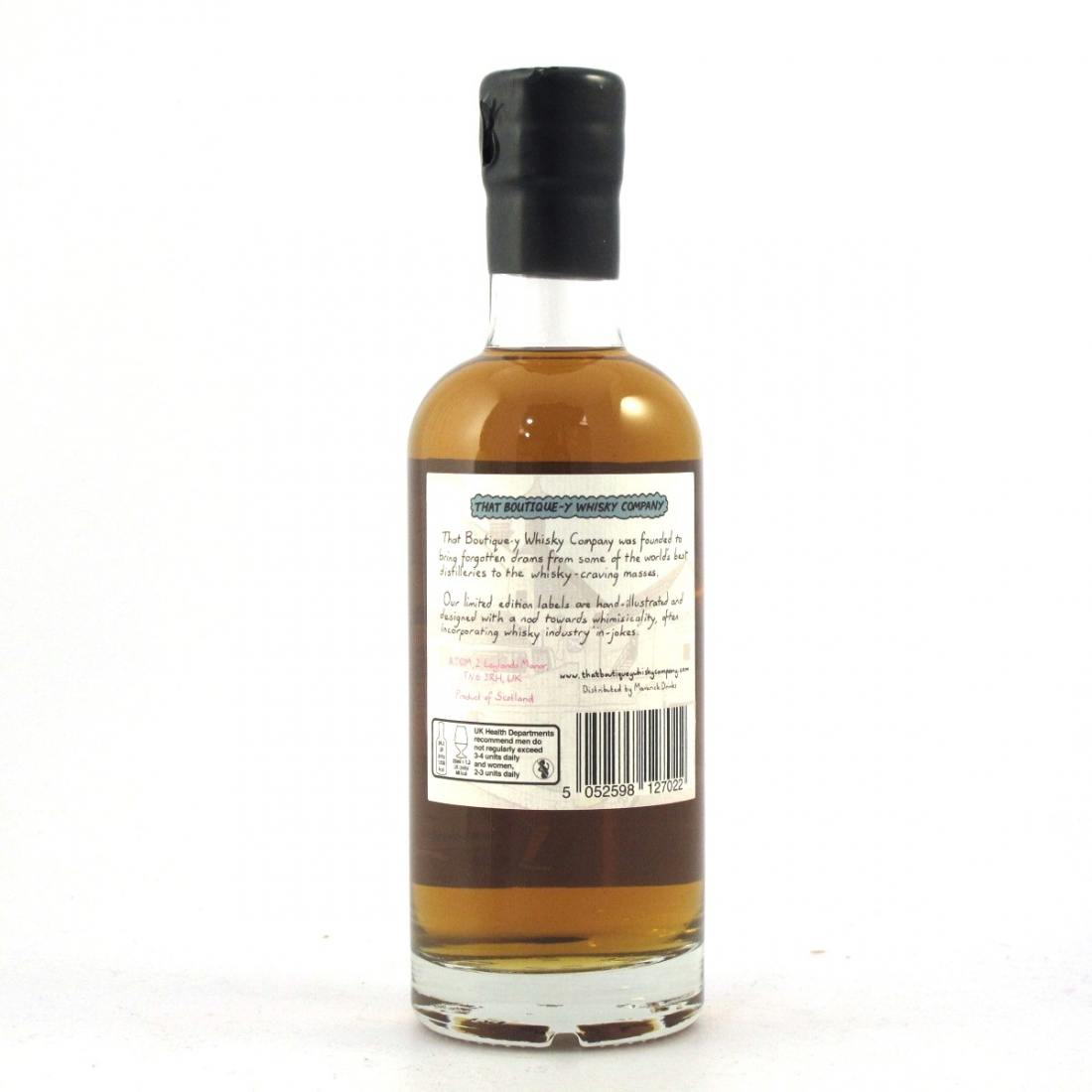 Bowmore That Boutique-y Whisky Company 21 Year Old Batch #3 / Bottle 1 of 90