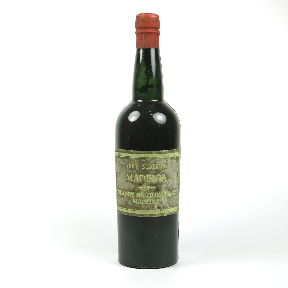 Blandy Brother's Superior Madeira