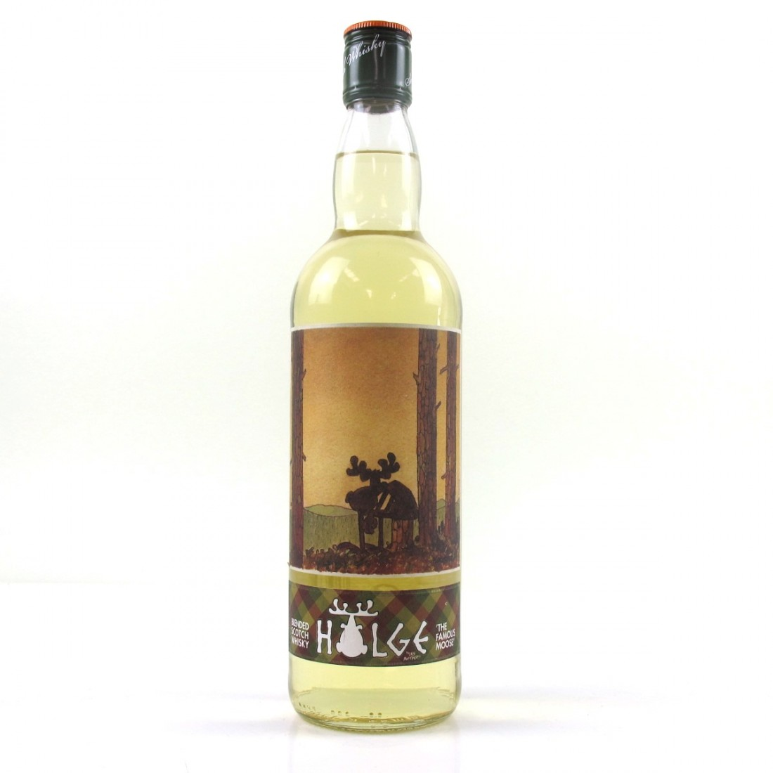 Halge The Famous Moose Scotch Whisky