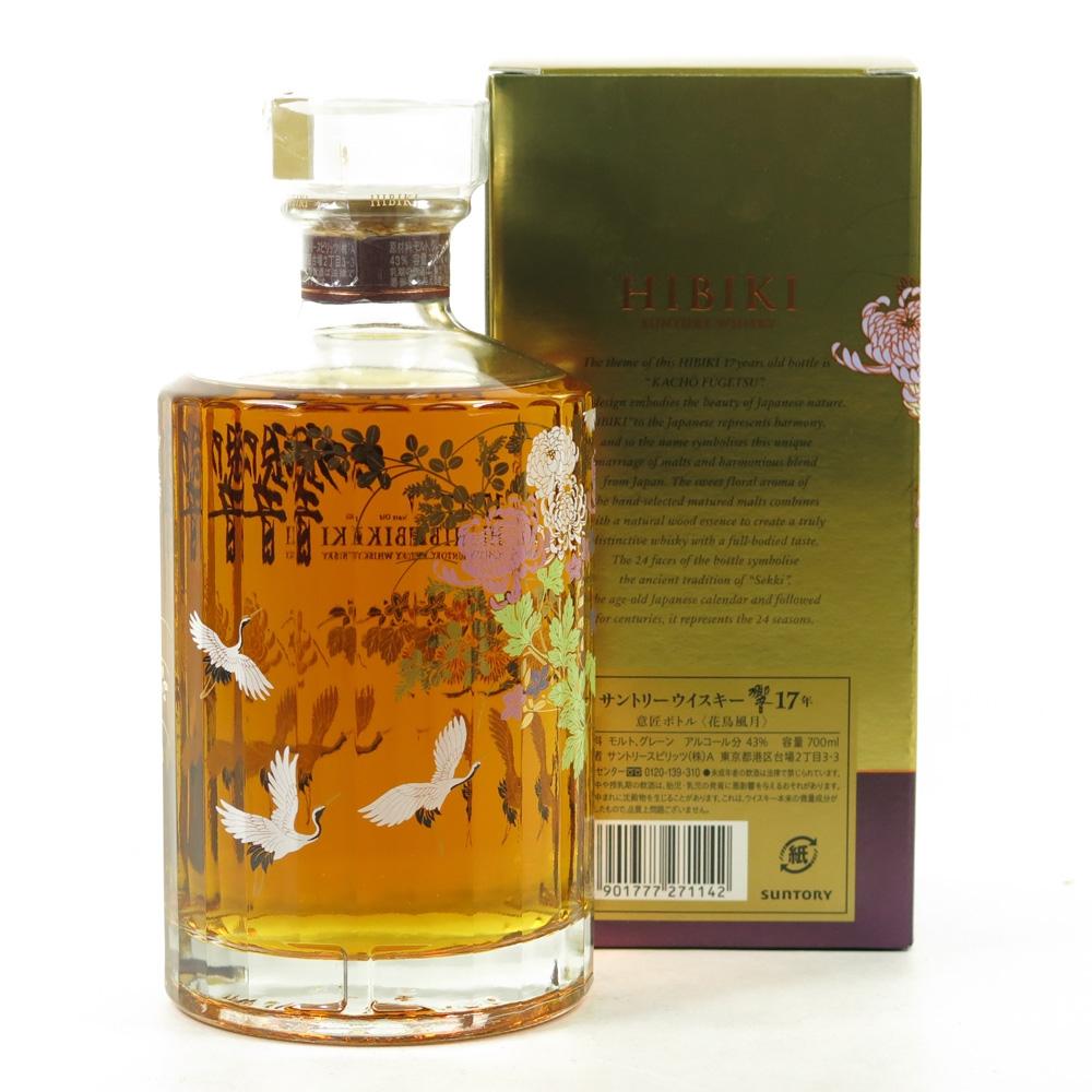 Hibiki 17 Year Old / Kacho Fugetsu Limited Edition