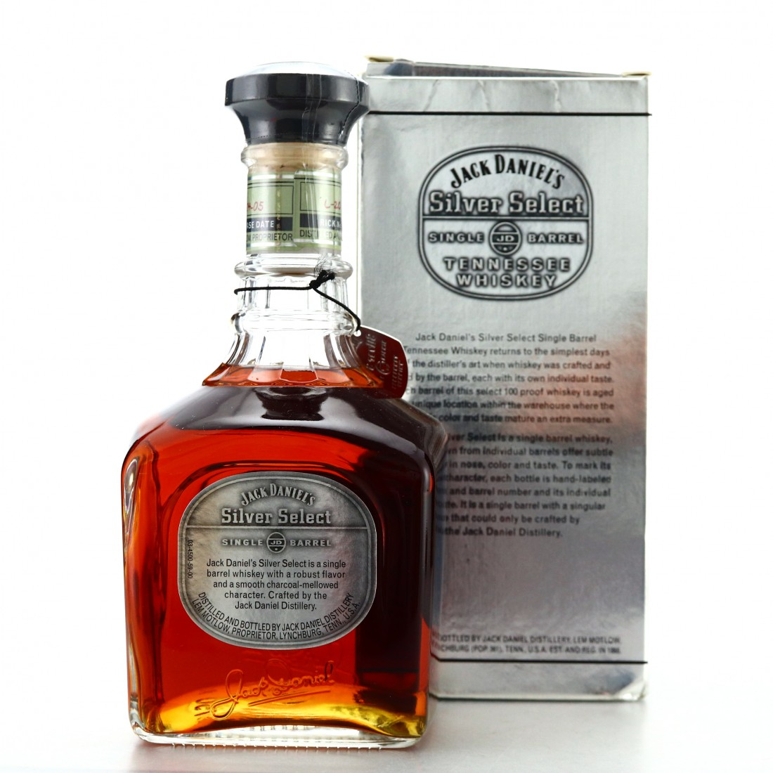 Jack Daniel's Silver Select Single Barrel