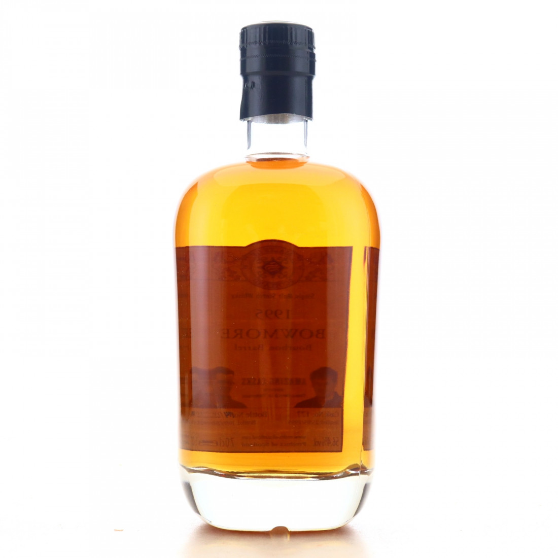 Bowmore 1995 Malts of Scotland Bourbon Barrel / Amazing Casks