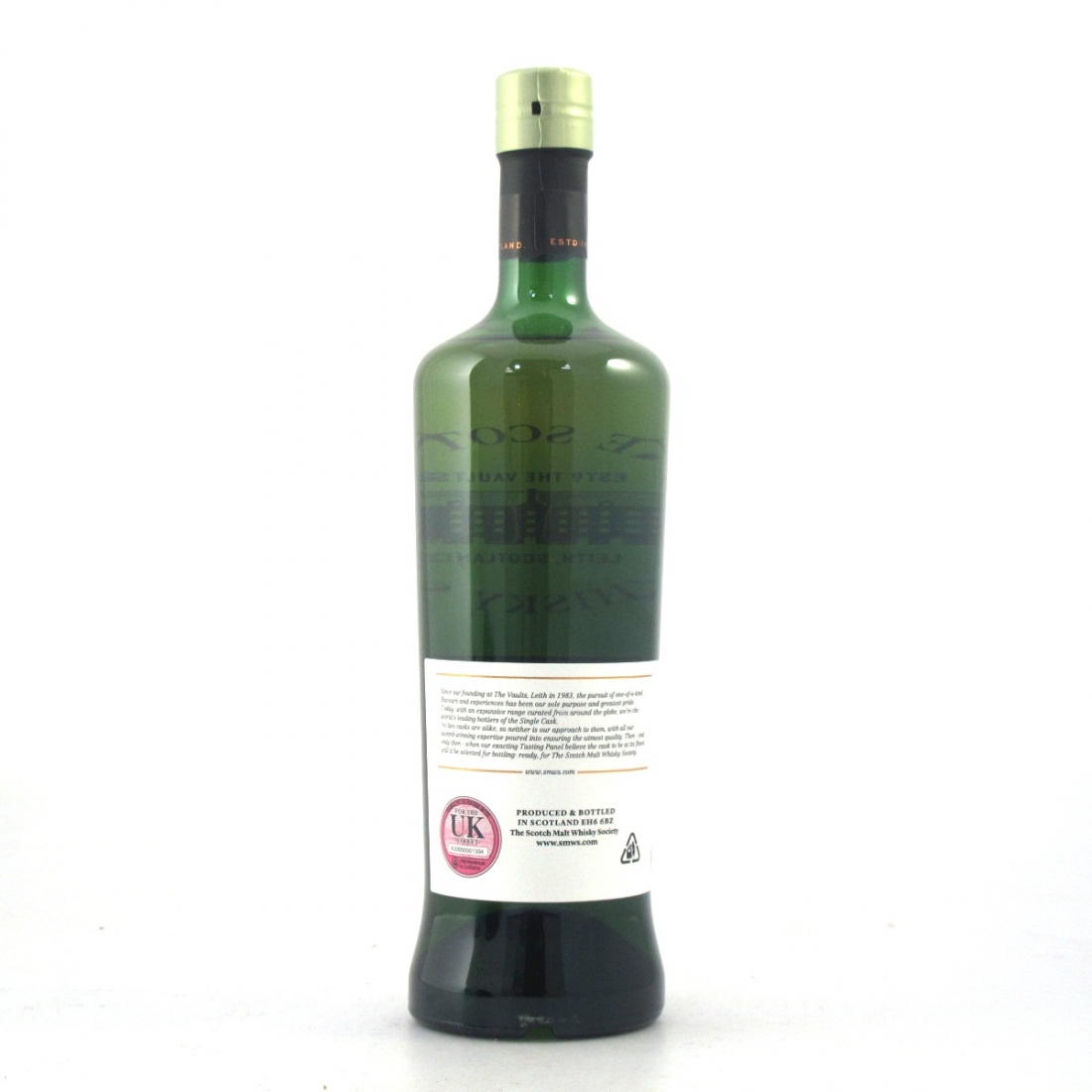 Highland Park 2001 SMWS 15 Year Old 4.234