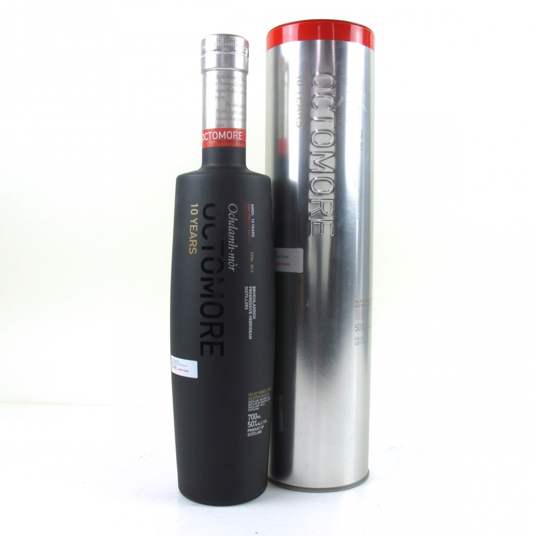 Octomore 10 Year Old First Release