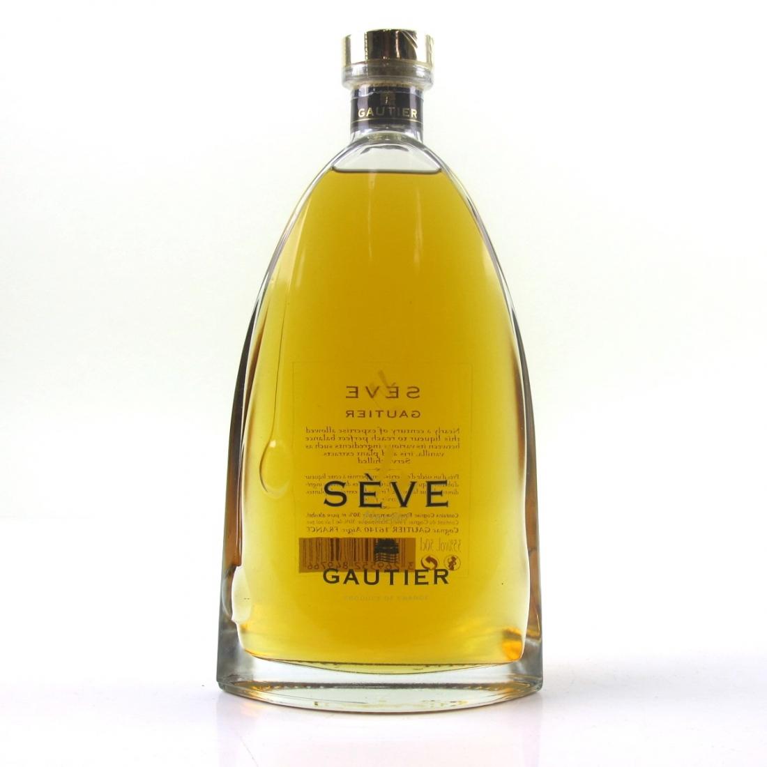 Gautier Seve Cognac Liqueur