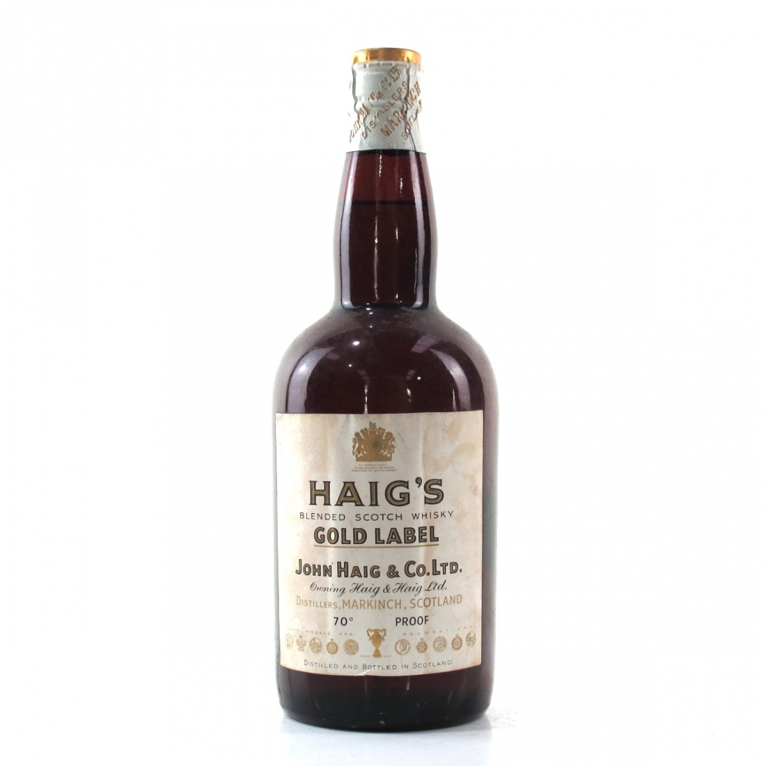 Haig's Gold Label 1960s