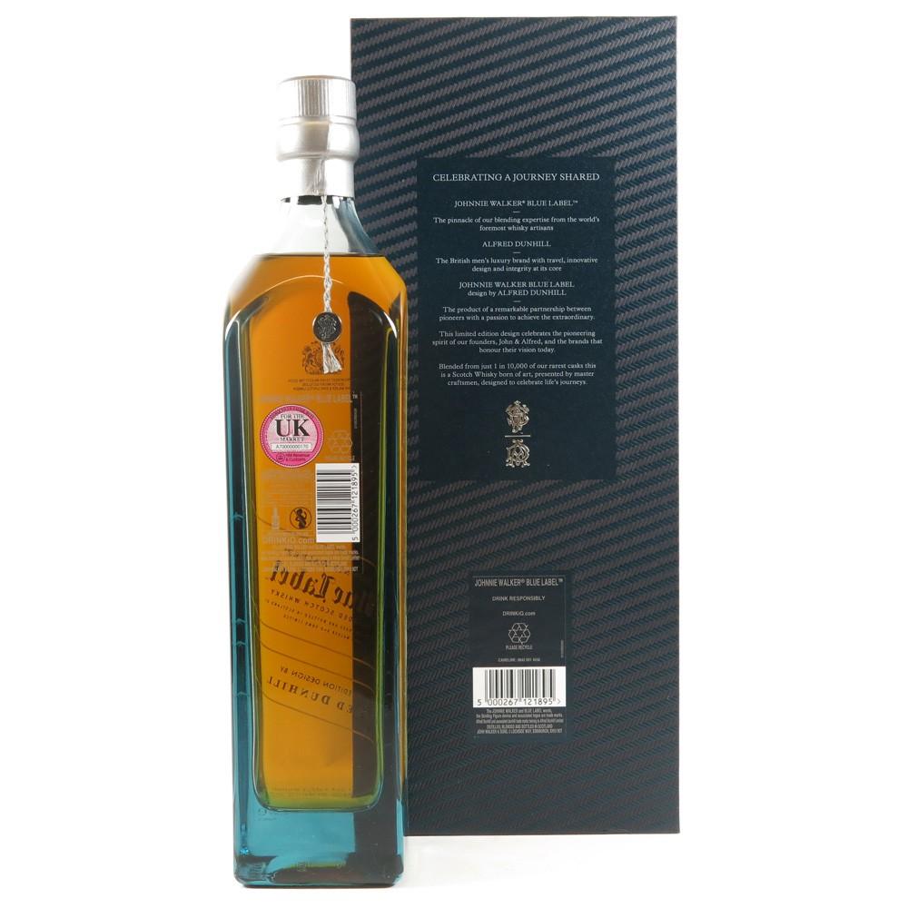 Johnnie Walker Blue Label / Alfred Dunhill
