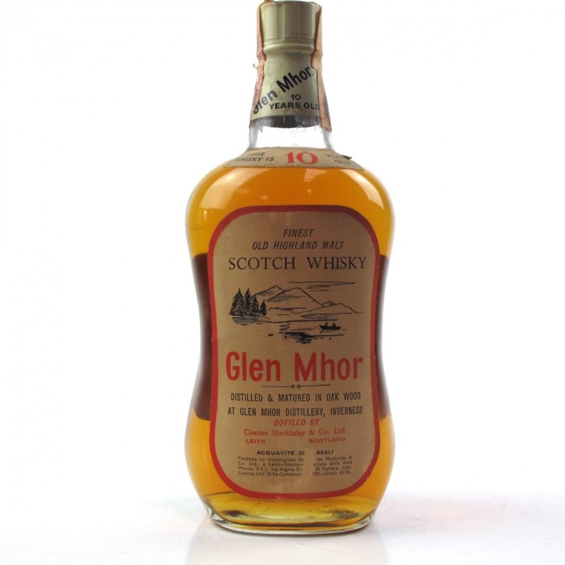 Glen Mhor 10 Year Old 1970s