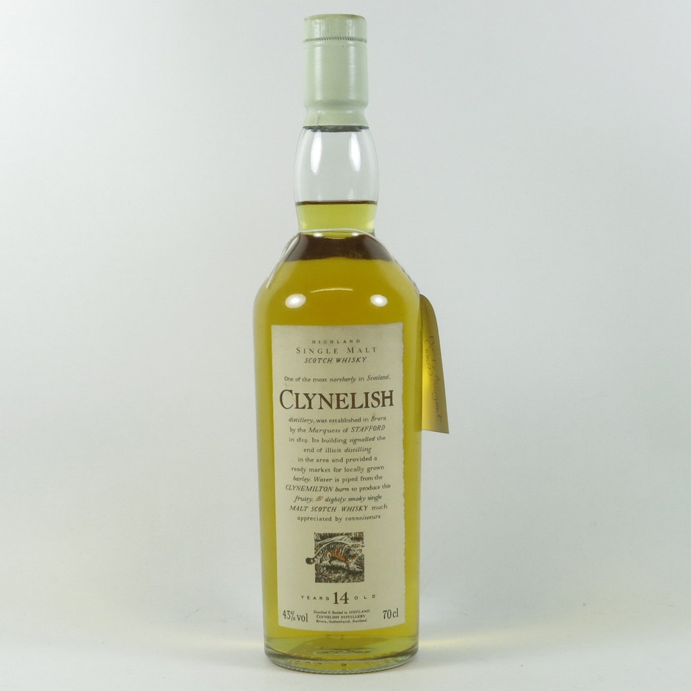 Clynelish 14 Year Old Flora and Fauna (1st Release)