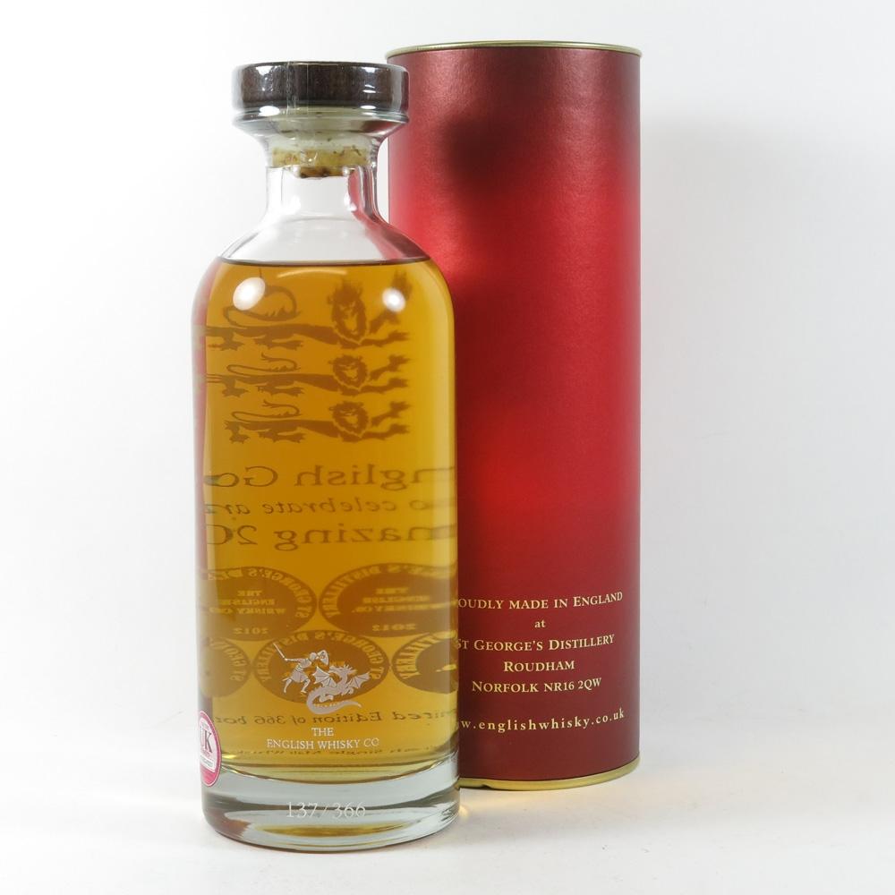 English Whisky Co / English Gold 2012