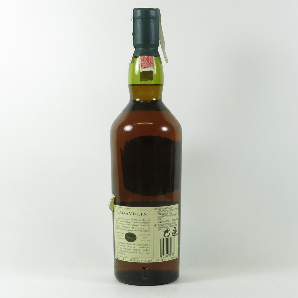 Lagavulin 16 Year Old White Horse Bottling