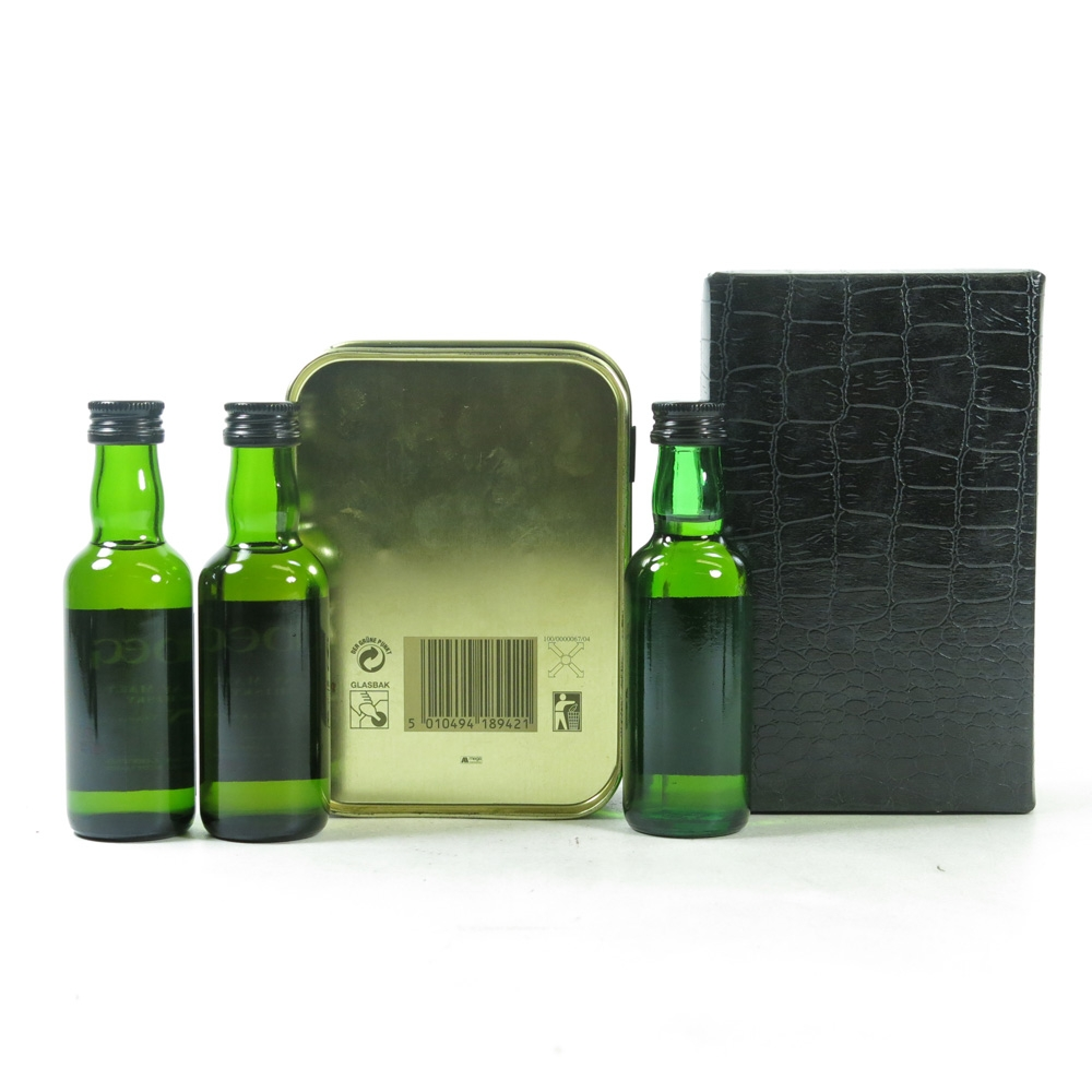 Ardbeg Alligator and 10 / 17 Year Old Miniature Selection 3 x 5cl