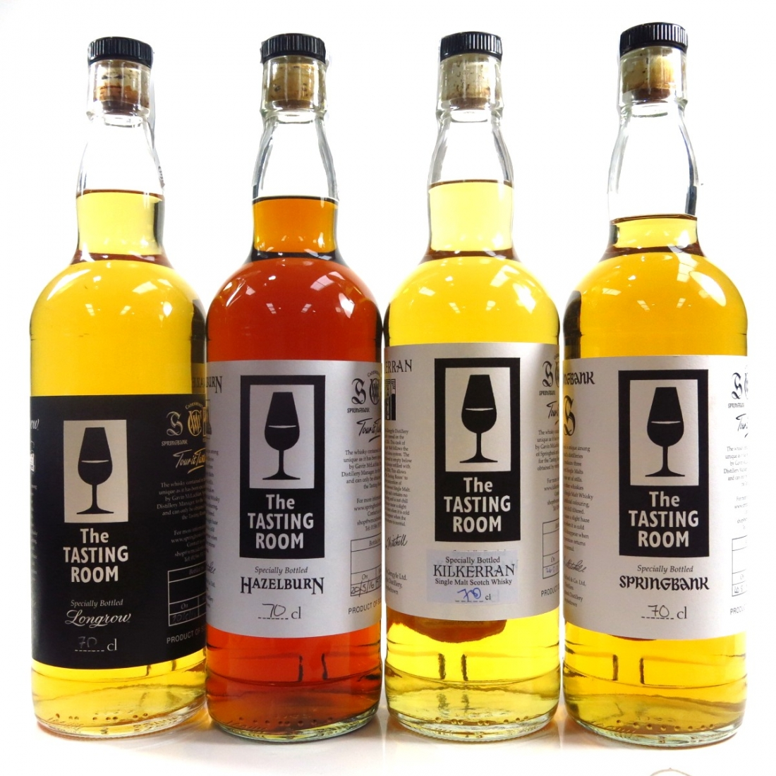 The Tasting Room Collection 4 X 70cl