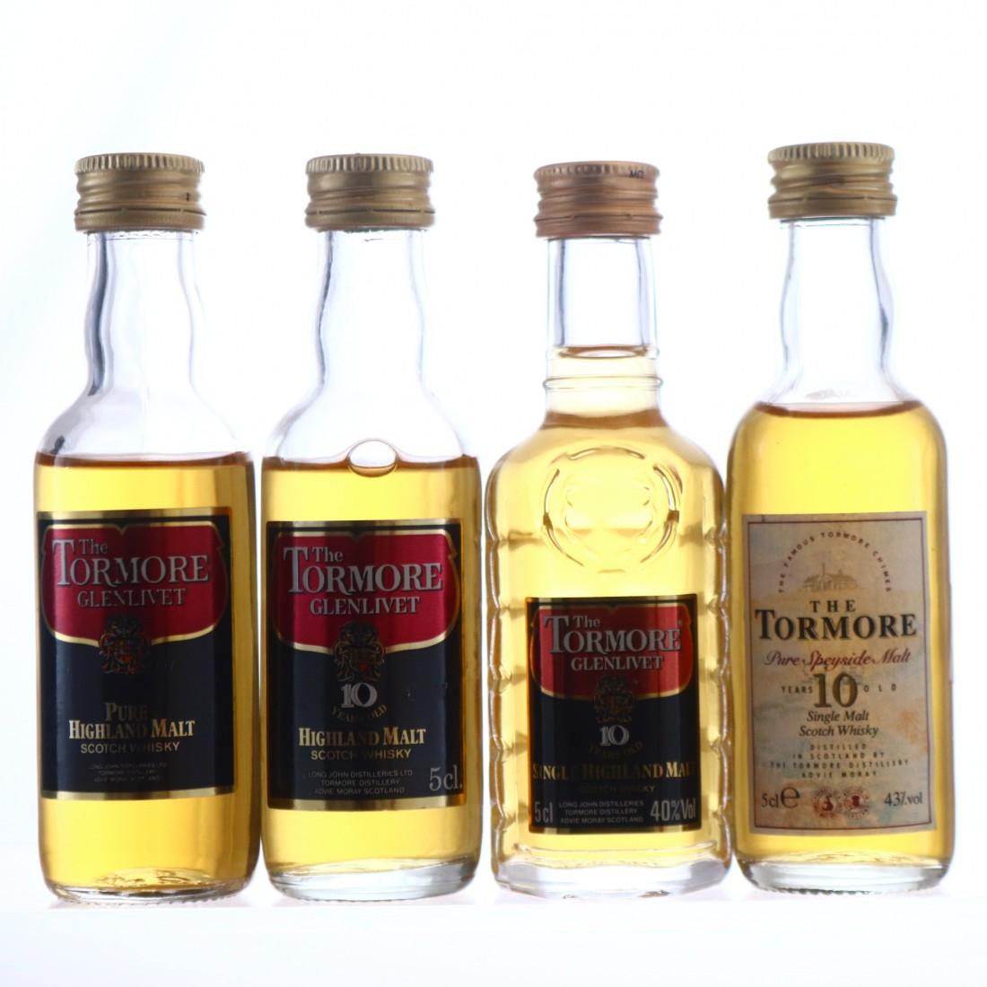 Tormore Miniatures x 4