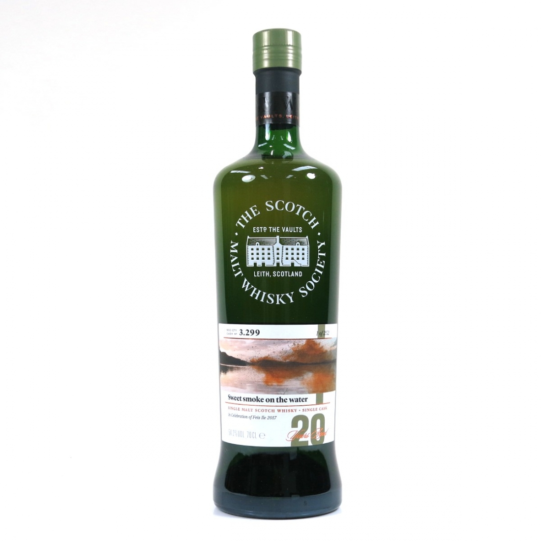 Bowmore SMWS 20 Year Old 3.299 Feis Ile 2017