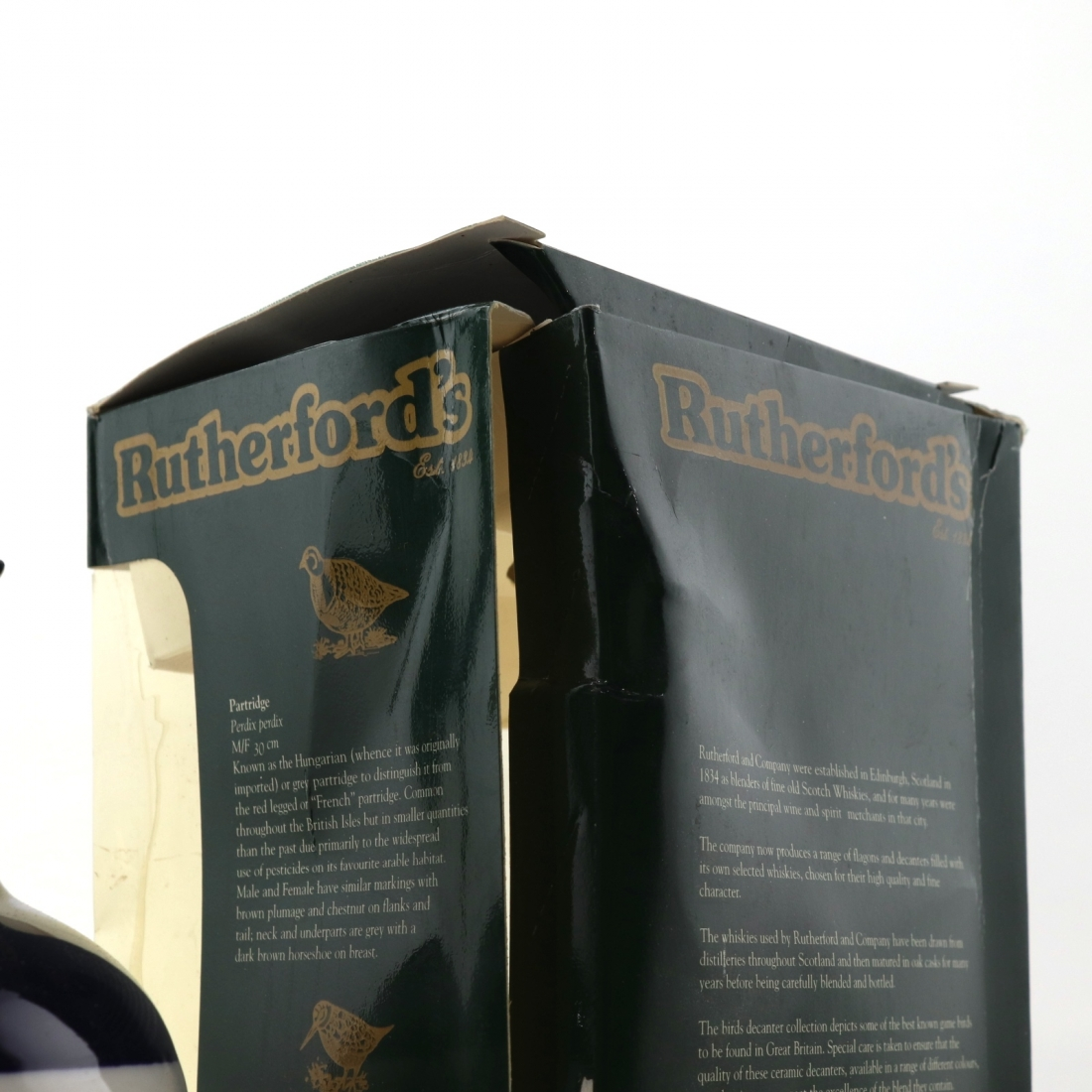 Rutherford's Decanter