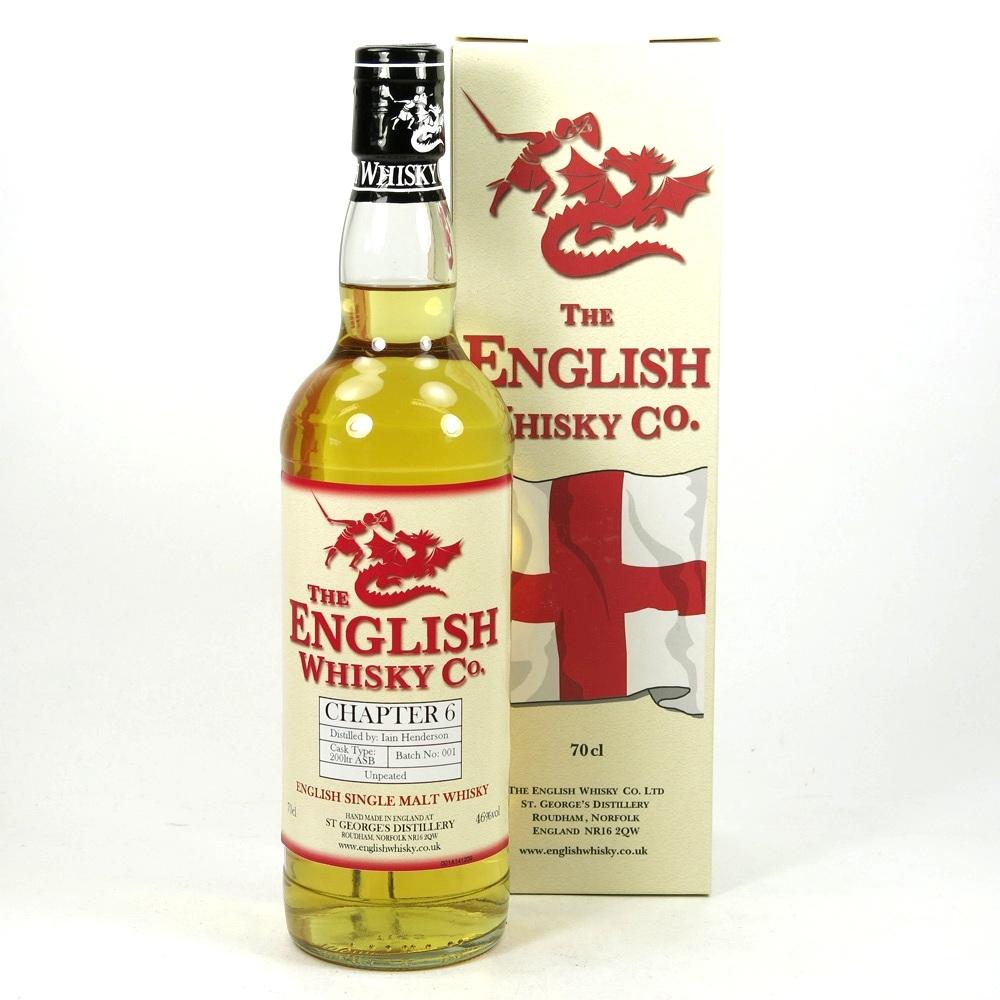 English Whisky Chapter 6 Single Malt