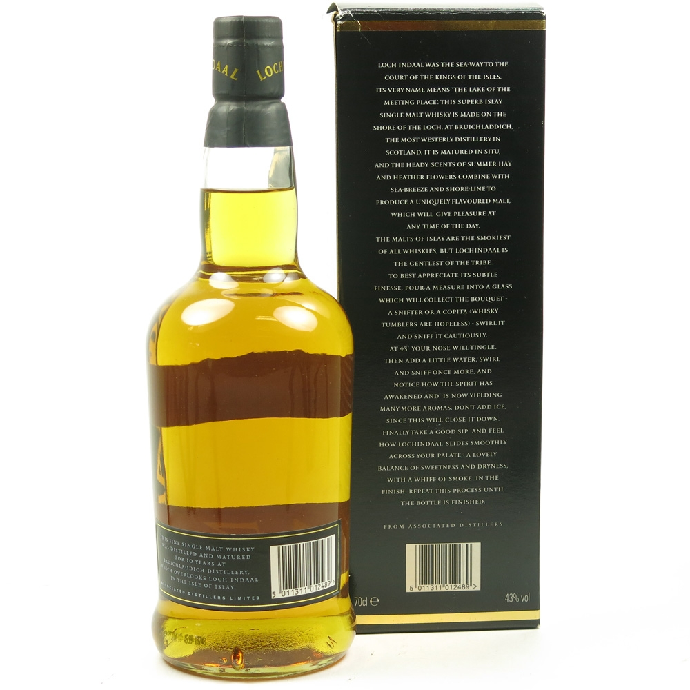 Bruichladdich Lochindaal 10 Year Old Islay Single Malt