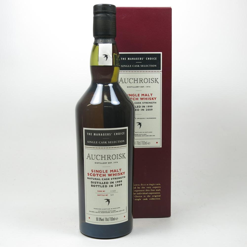 Auchroisk 1999 Managers' Choice