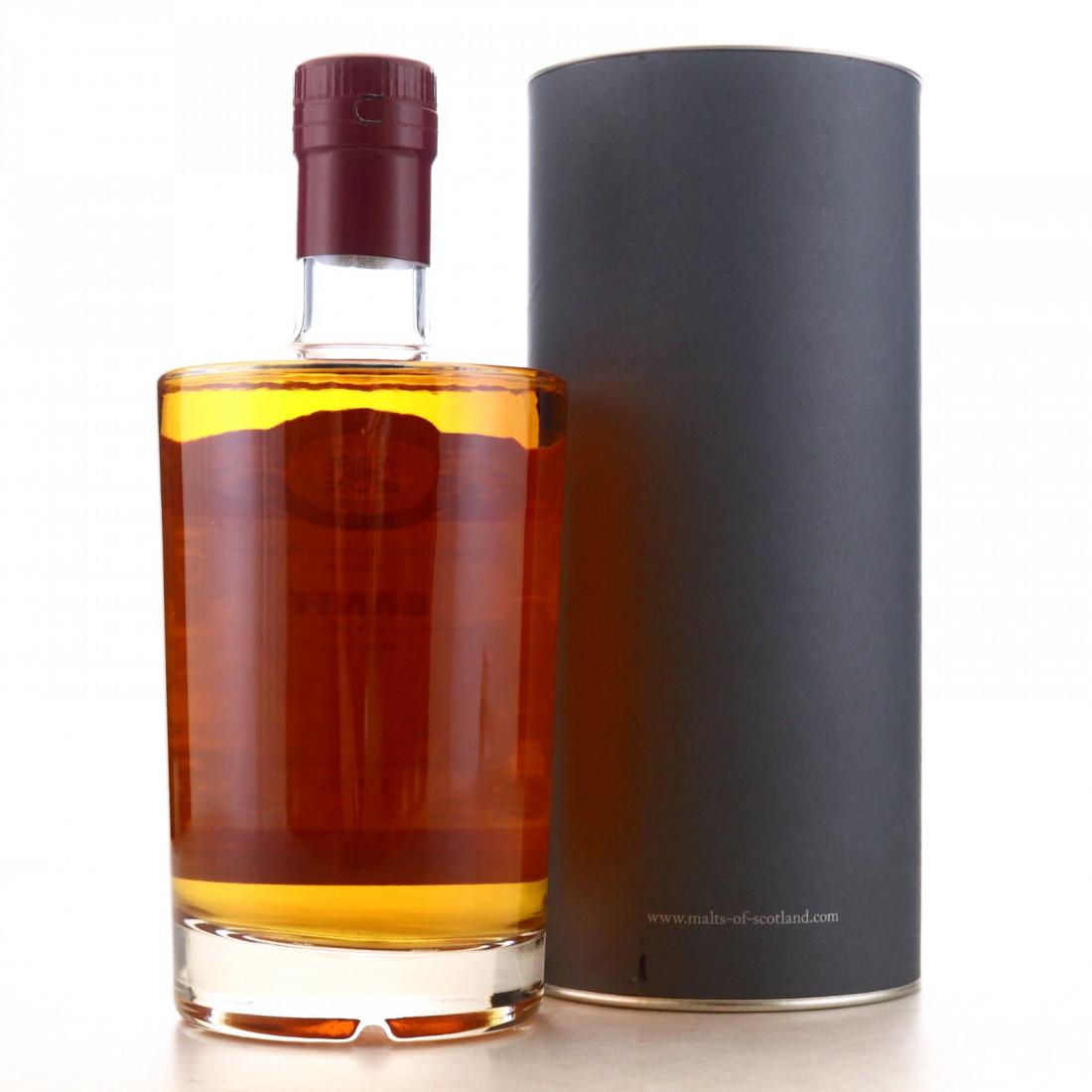 Banff 1975 Malts of Scotland Bourbon Barrel