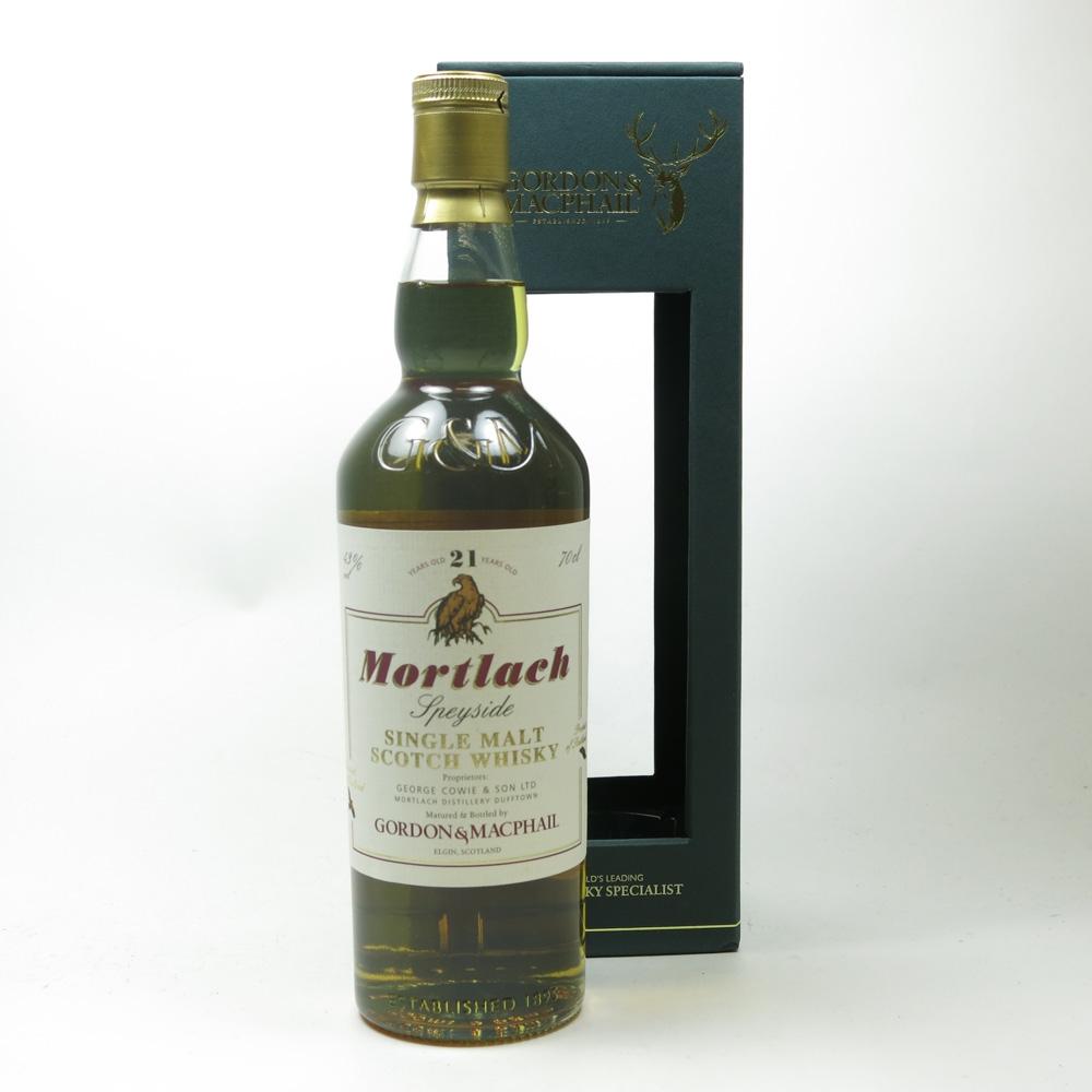 Mortlach 21 Year Old Gordon & Macphail