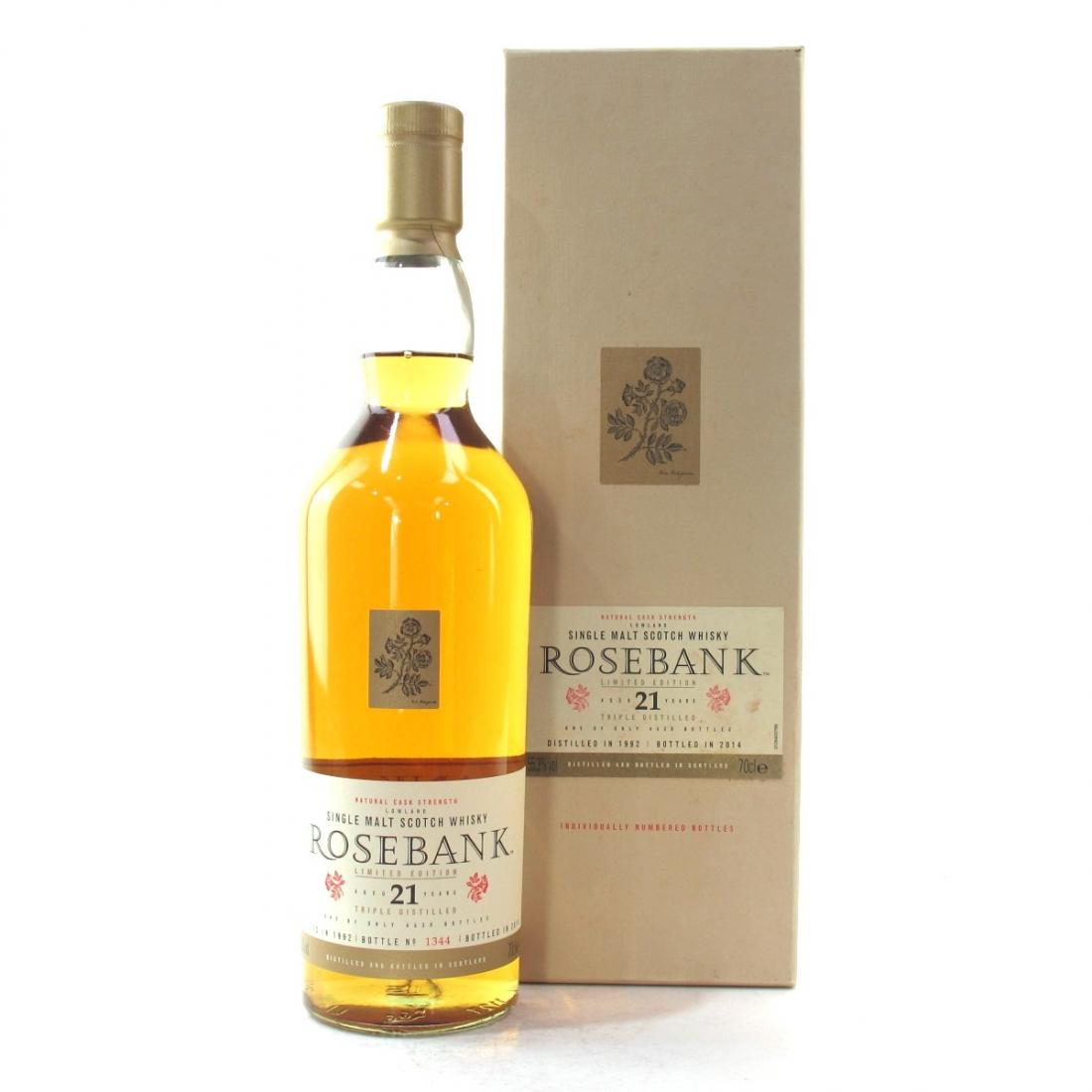 Rosebank 1992 21 Year Old / 2014 Release