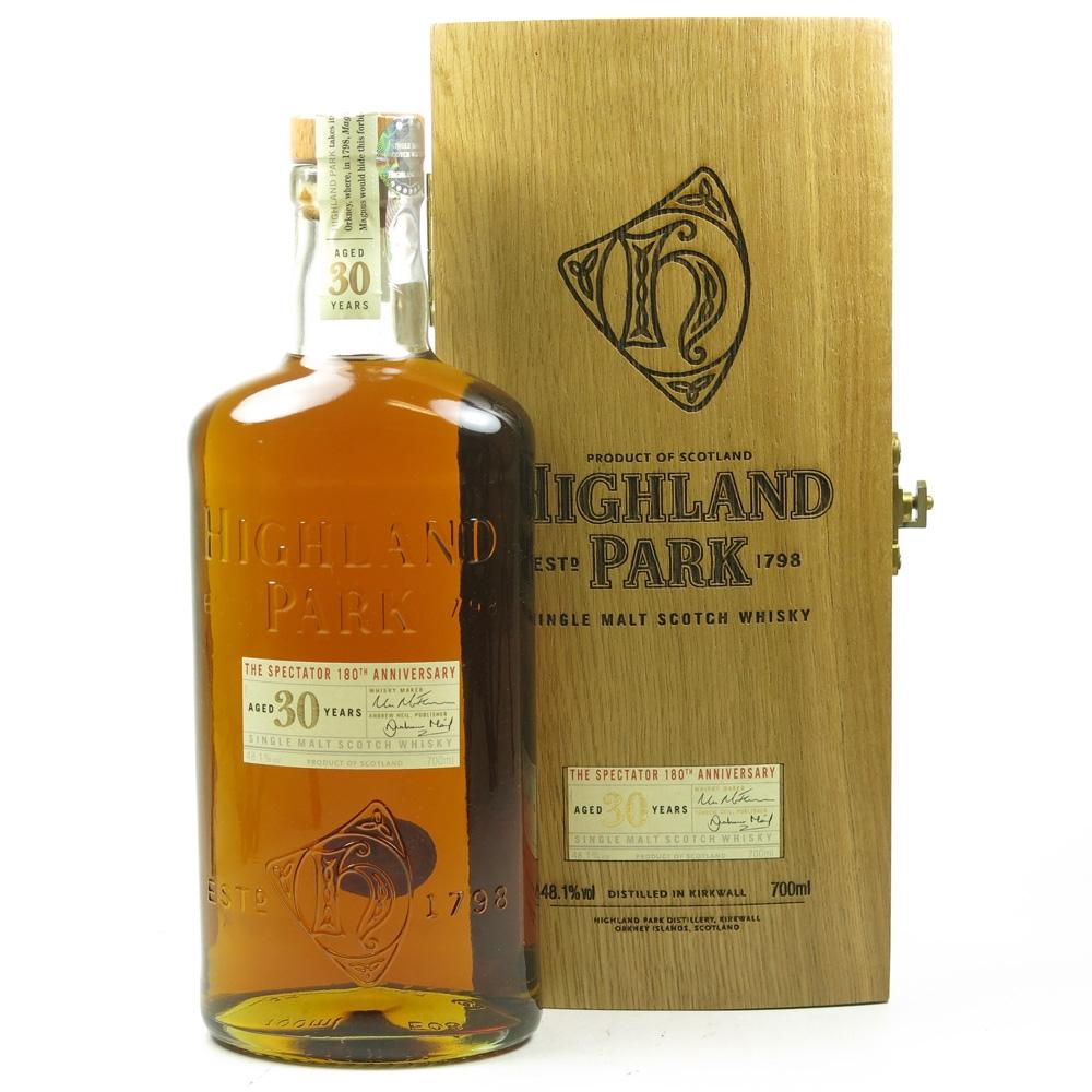 Highland Park 30 Year Old Spectator Edition