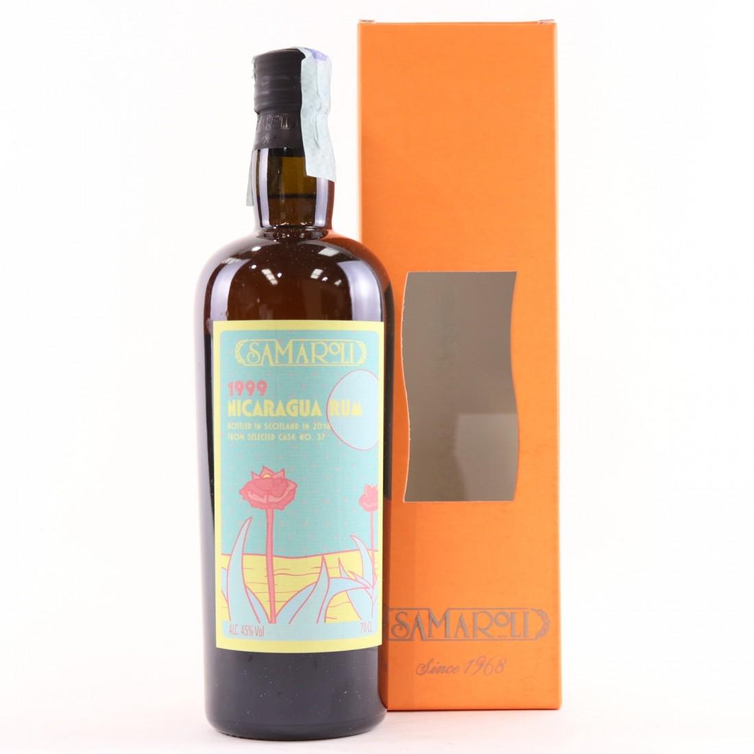 Nicaragua Rum 1999 Samaroli Single Cask