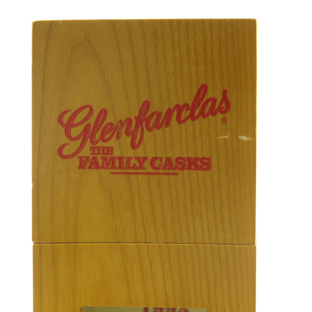 Glenfarclas 1993 Family Cask