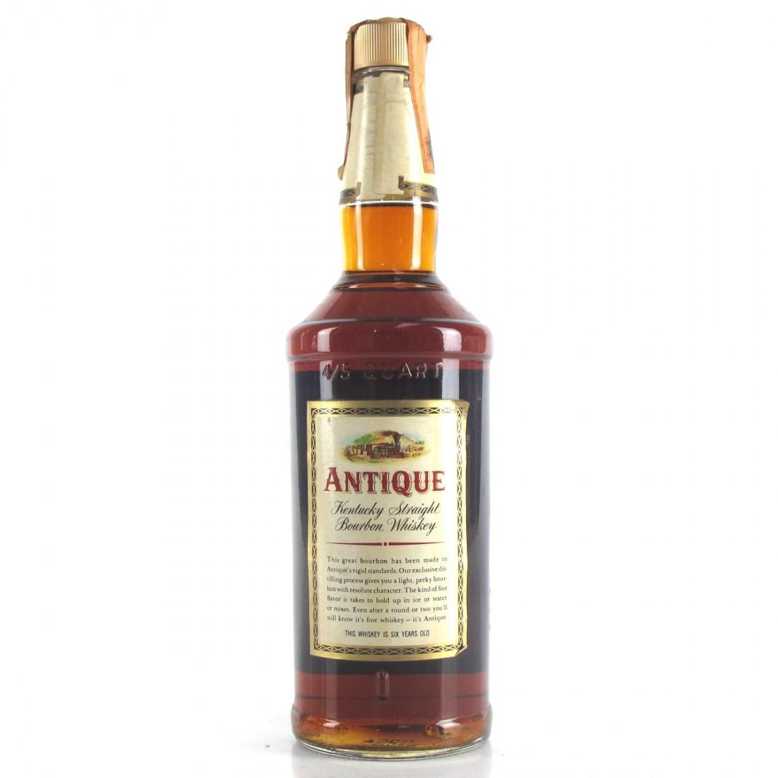 Antique 6 Year Old Kentucky Bourbon 1960s