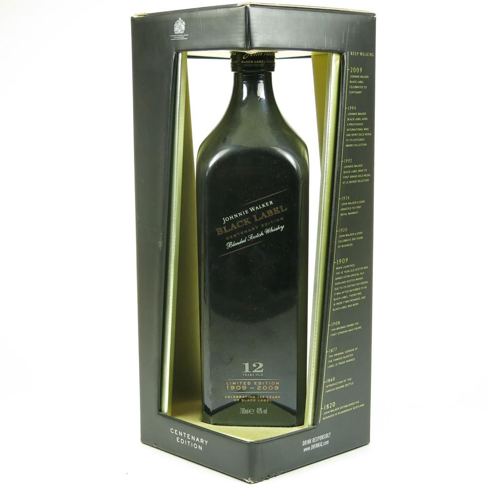 Johnnie Walker Black Label Centenary Edition