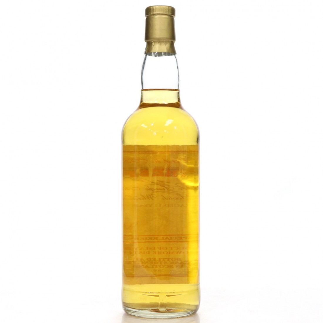 *Bowmore 11 Year Old Blythe Spirit Special Reserve