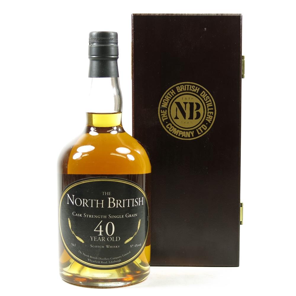 North British 40 Year Old