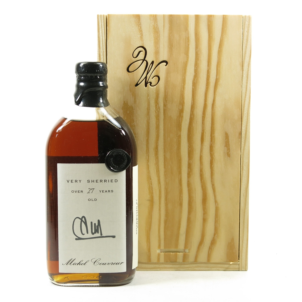 Michel Couvreur Very Sherried Over 27 Years Malt Whisky