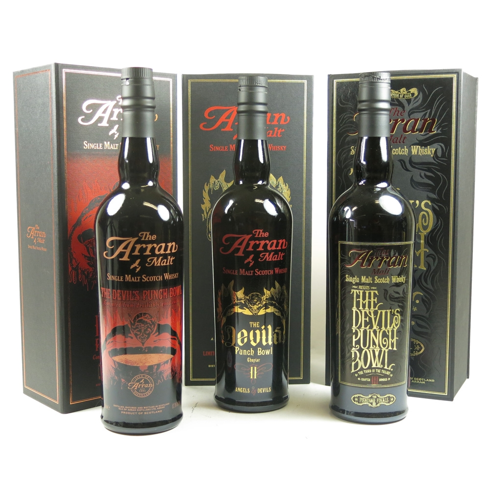 Arran Devil's Punch Bowl Collection