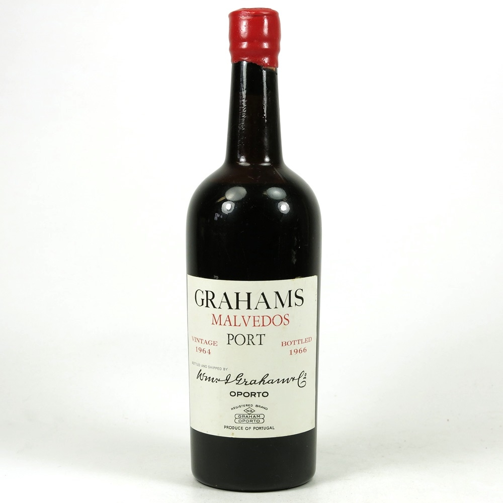 Grahams 1964 Vintage Port