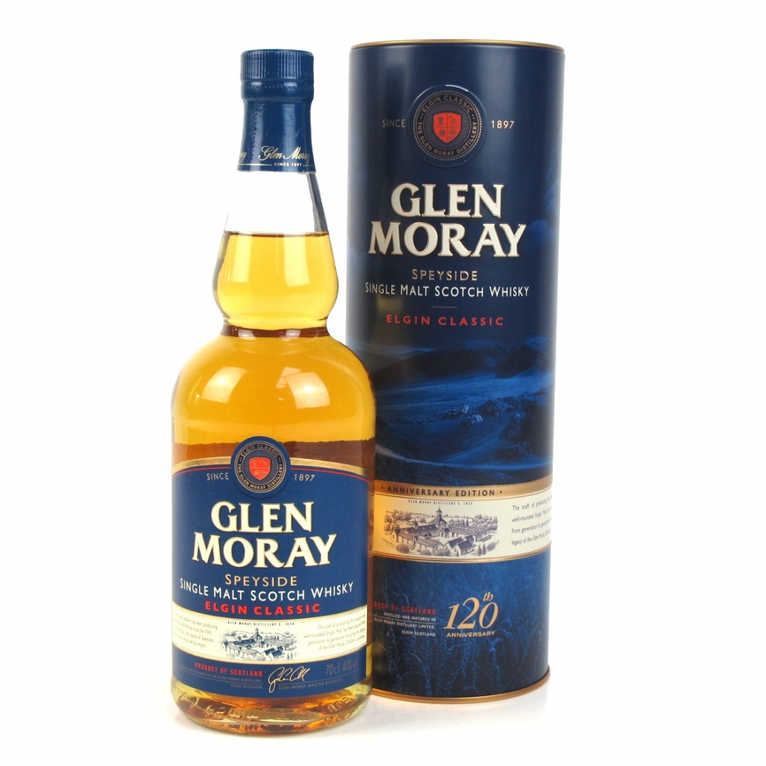 Glen Moray Classic 120th Anniversary
