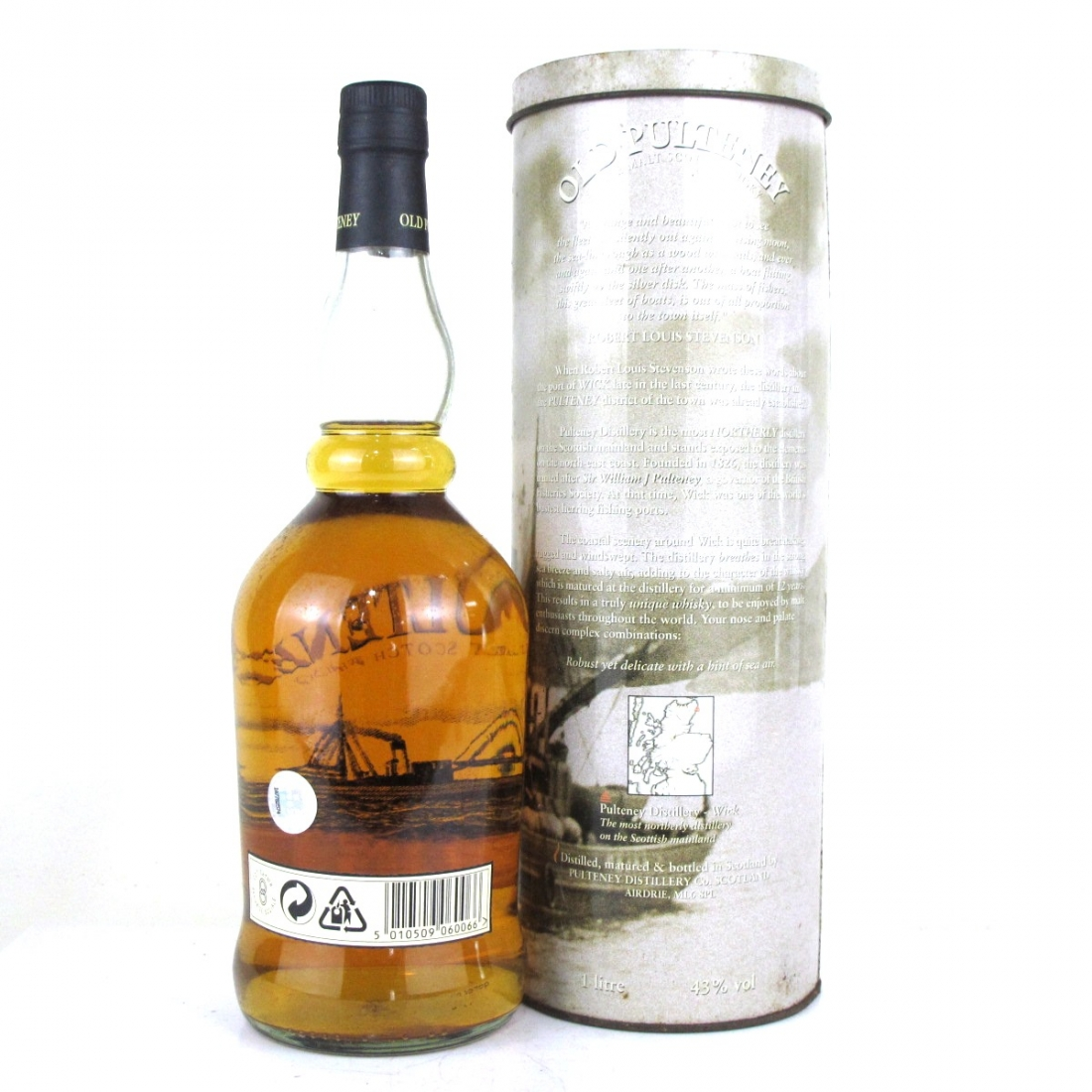 Old Pulteney 12 Year Old 1 Litre