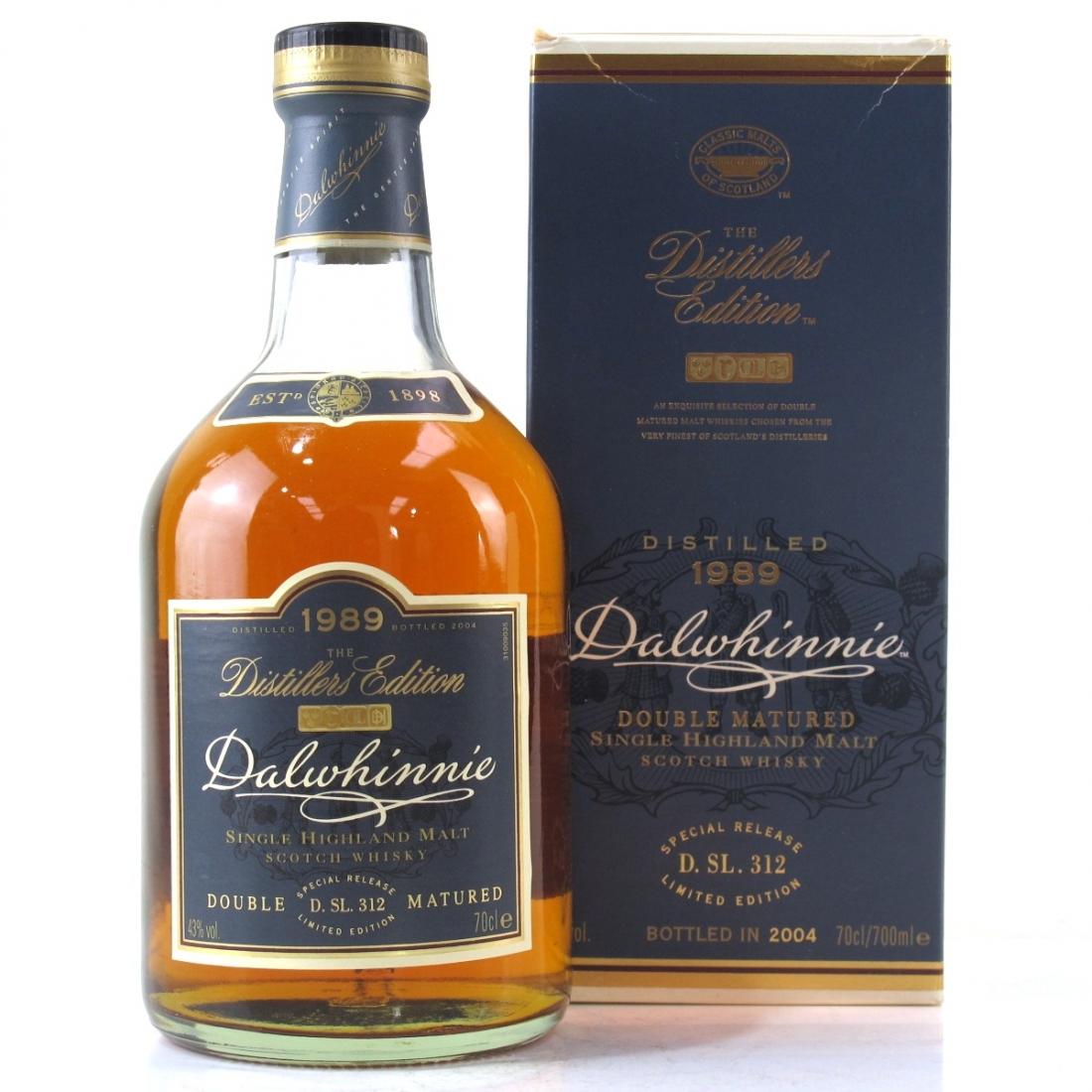 Dalwhinnie 1989 Distillers Edition 2004