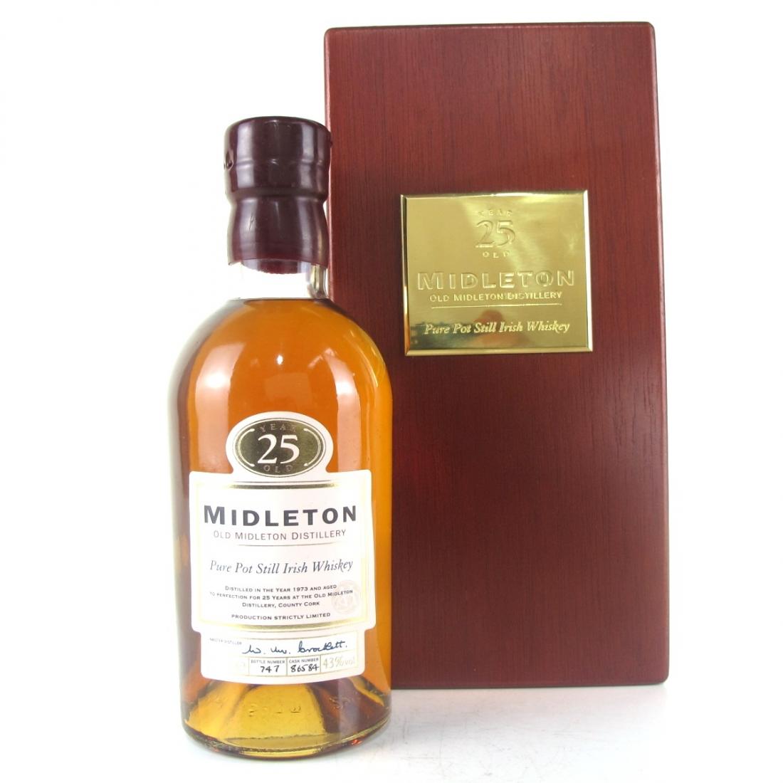 Midleton 1973 Master Distiller's 25 Year Old