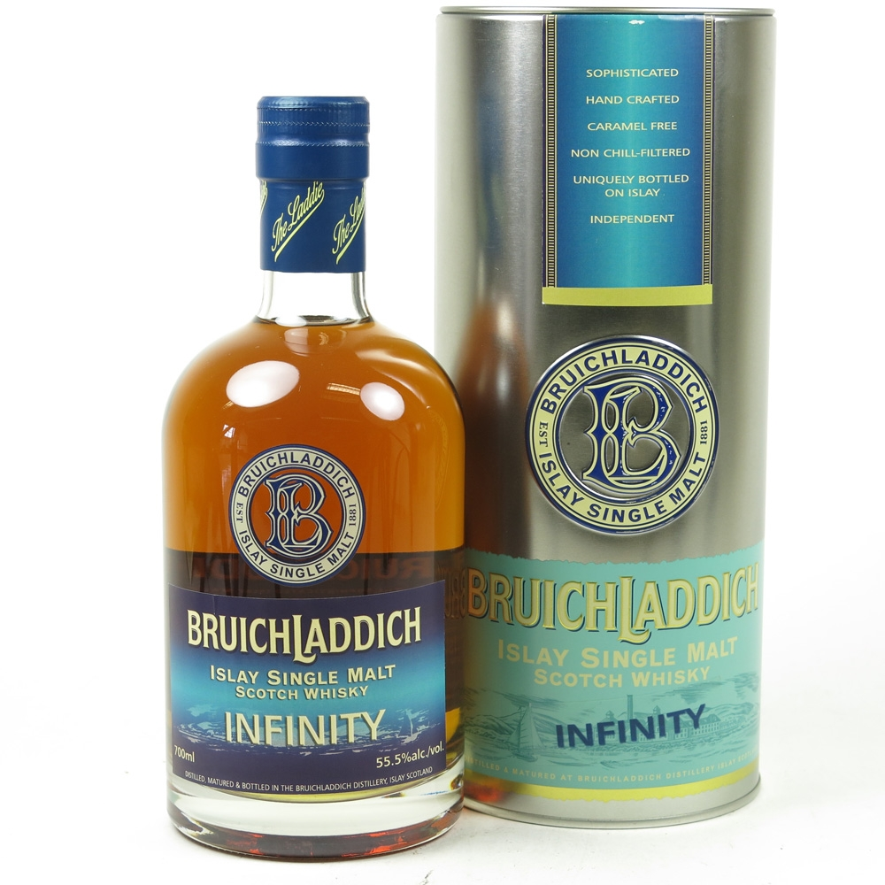 Bruichladdich Infinity 1st Edition Front