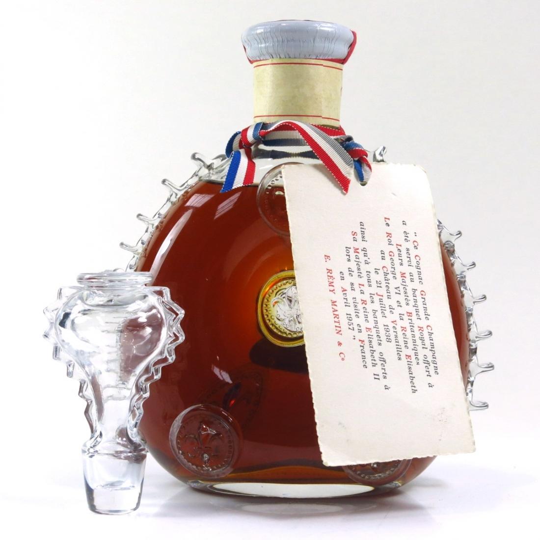 Remy Martin Louis XIII Cognac Circa 1960s
