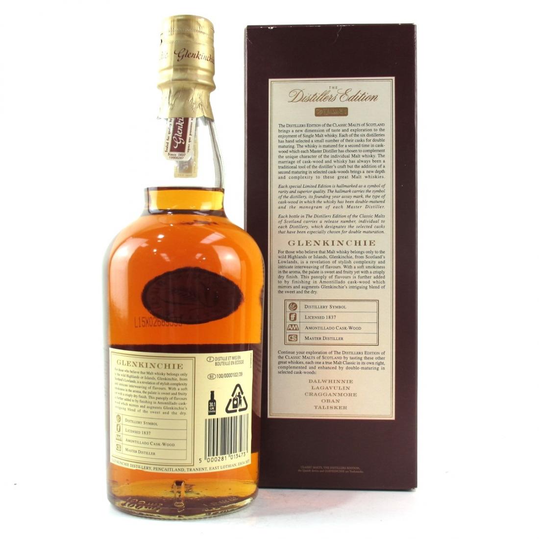 Glenkinchie 1990 Distiller's Edition 2004