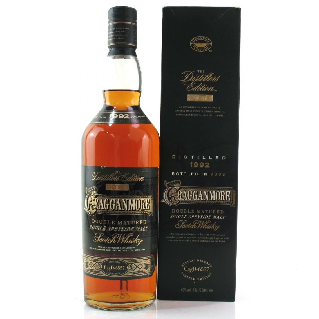Cragganmore 1992 Distillers Edition 2005