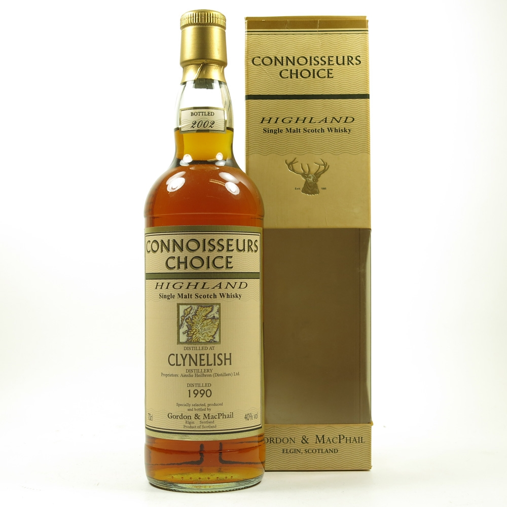 Clynelish 1990 Gordon and Macphail