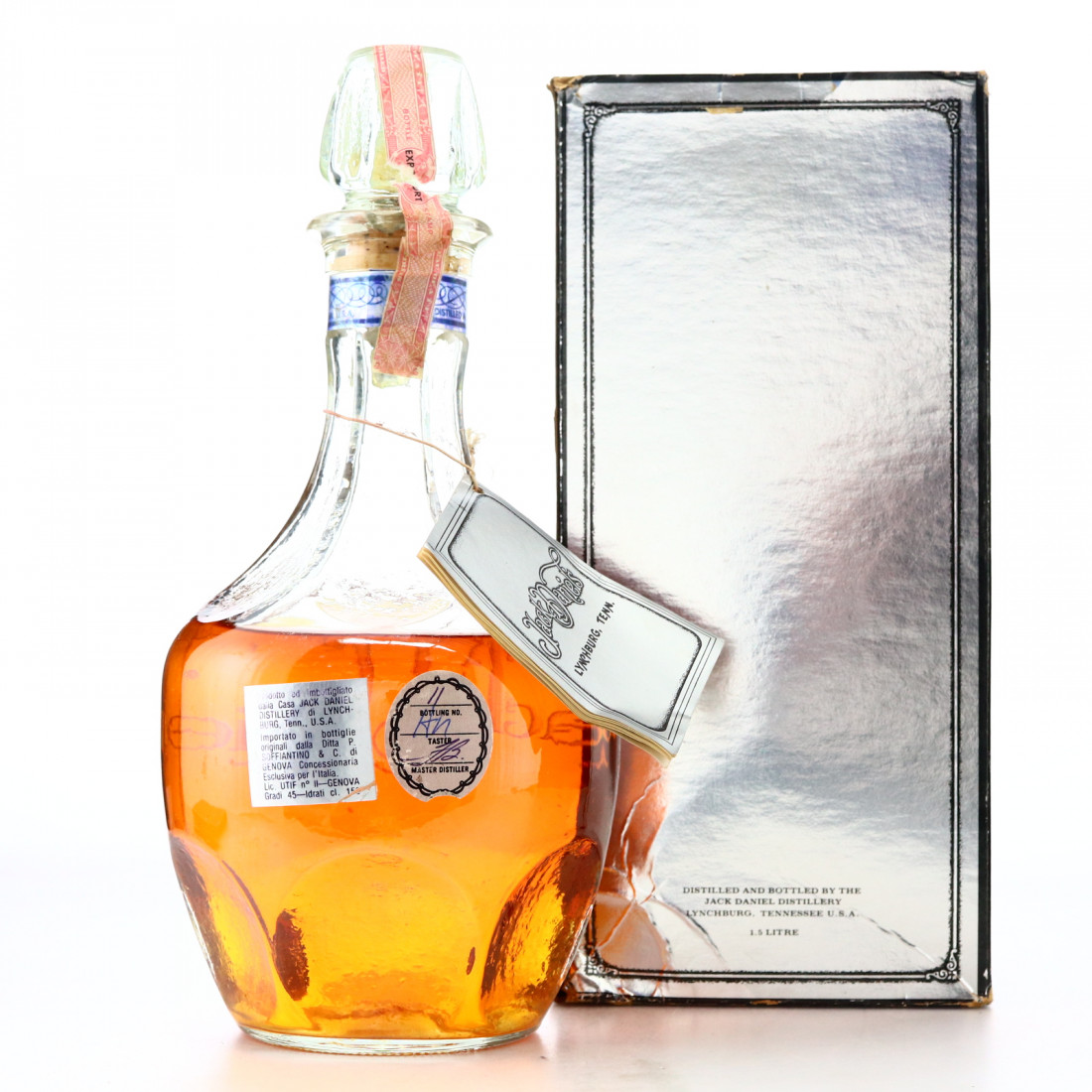 Jack Daniel's Belle of Lincoln 1.5 Litre - Collection Only
