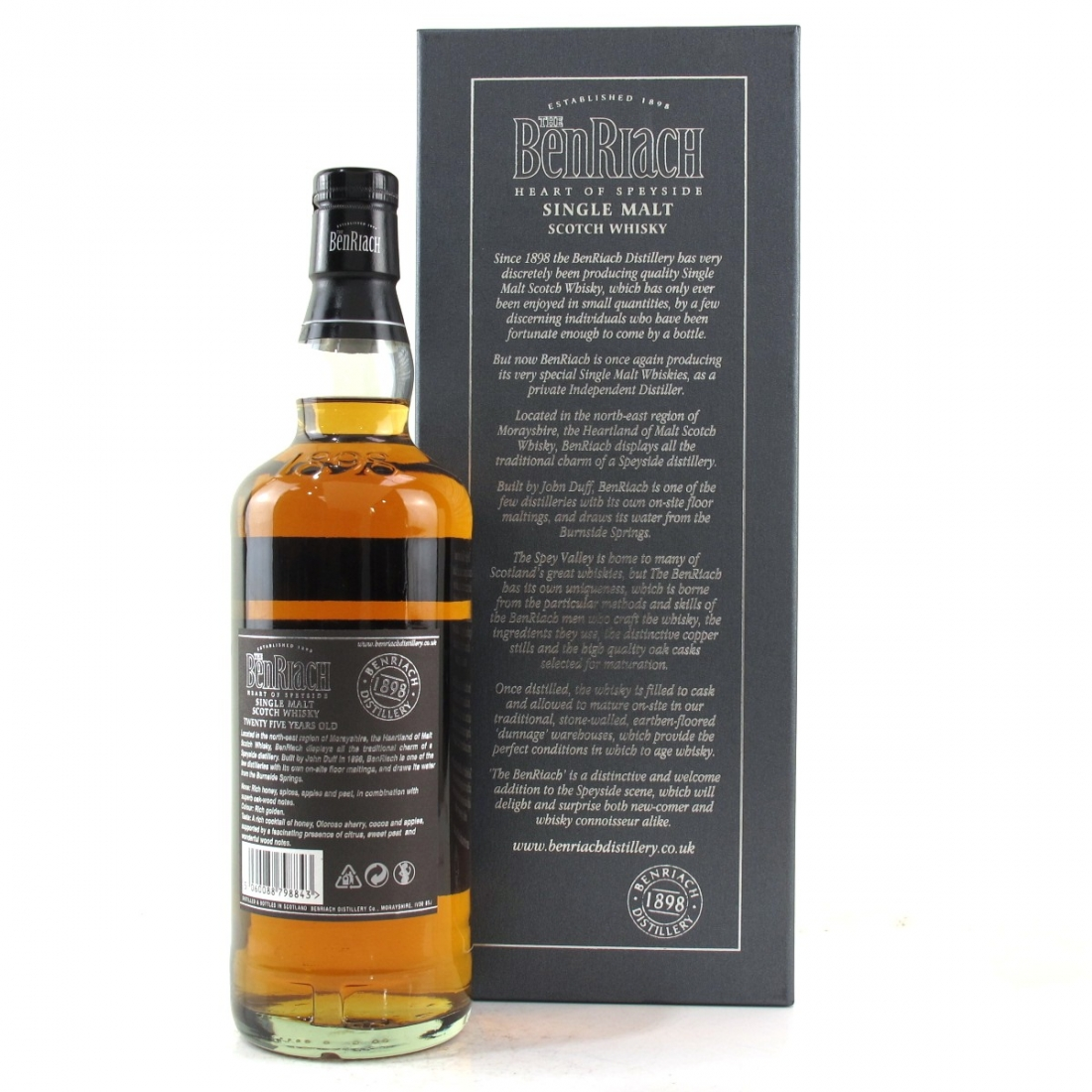 Benriach 25 Year Old